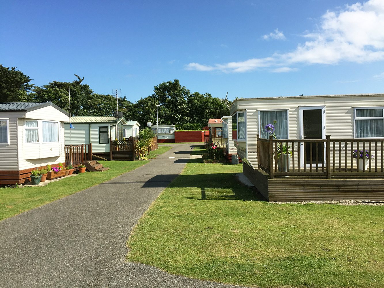 Central Holiday Park